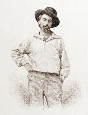 Уолт Уитмен (1854 год)/ru.wikipedia.org