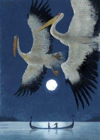 Иллюстрация Олейникова