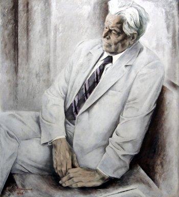 Портрет А. Каплера
