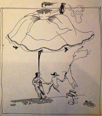 Рисунок Игоря Вирабова
