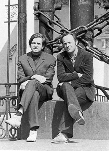 Интервью с литовским поэтом и близким другом Иосифа Бродского