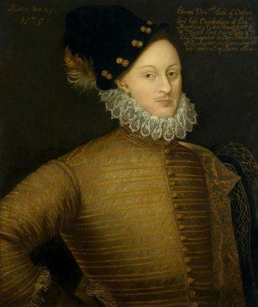 Шекспир - это Эдуард де Вер