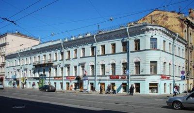 Дом Некрасова в Санкт-Петербурге