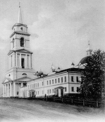 Пермский кафедральный собор