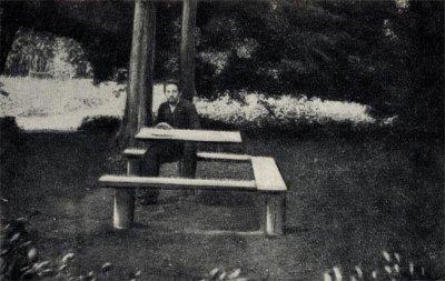 Чехов в саду