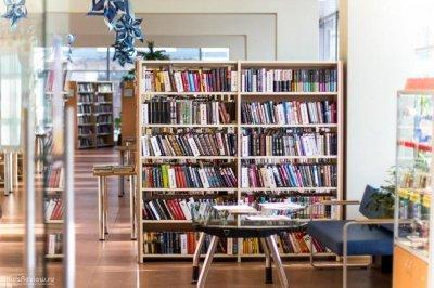 Библионочь в Библиотеке друзей