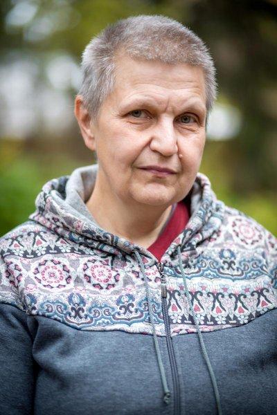 писательница Мария Семенова