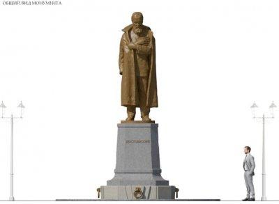 Памятник Достоевскому в Перми