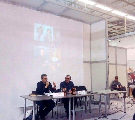 Дмитрий Бак и Павел Басинский