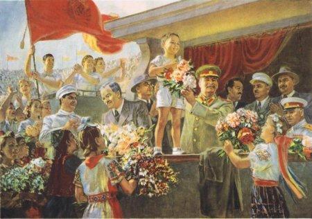 Максим Горький основатель соцреализма