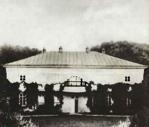 Дом в усадьбе Воробьевка