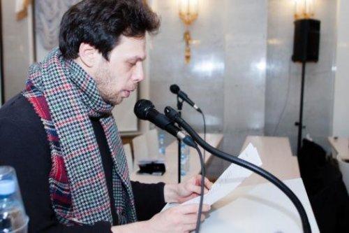 Константин Шавловский. Источник - сайт Премии Аркадия Драгомощенко