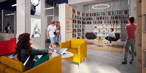 Проект библиотеки