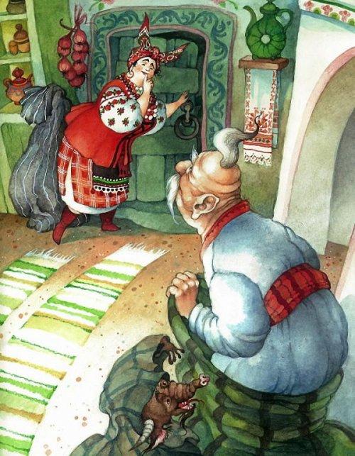 Ольга Ионайтис «Ночь перед Рождеством»