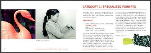 Cтpaница каталога IBBY
