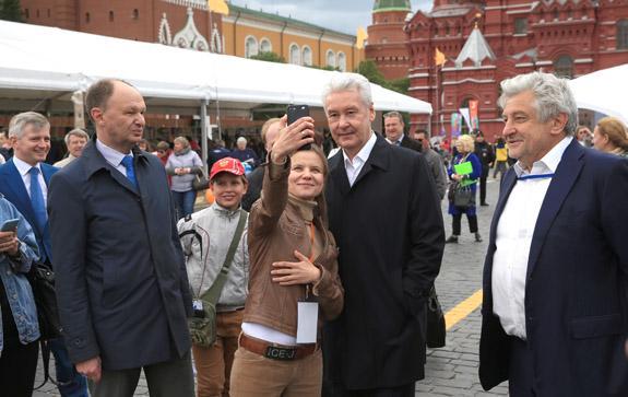 Красная площадь, Собянин, Михеев