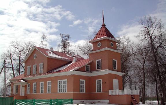 Фото с сайта visitusadba.ru На фото: усадьба Батюшковых в родовом поселке Даниловское