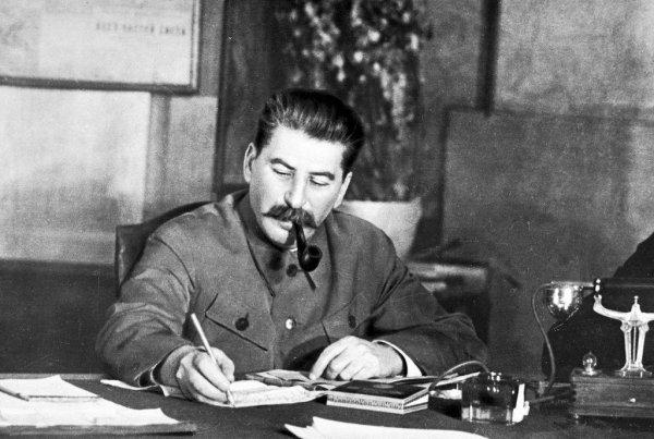 Булгаков и Сталин