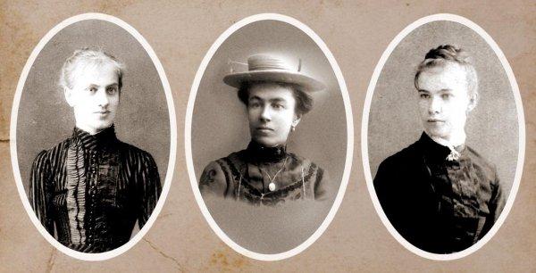 три пермские реальные сестры