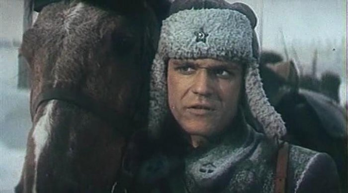 горячий снег лейтенант дроздовский николай еременко