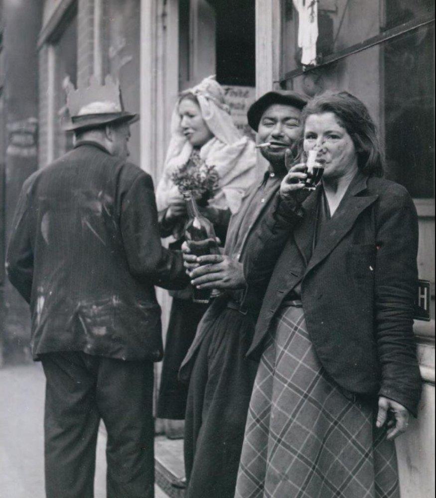 Бродяги Фотограф Робер Дуано. Часть 5. 1930-1944