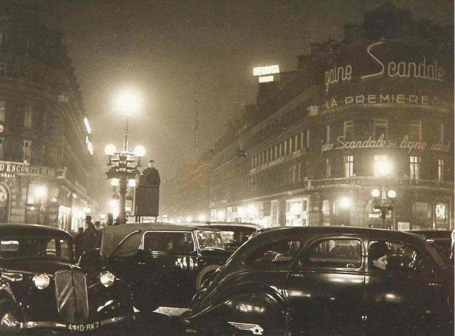 1930-1932. Площадь Оперы