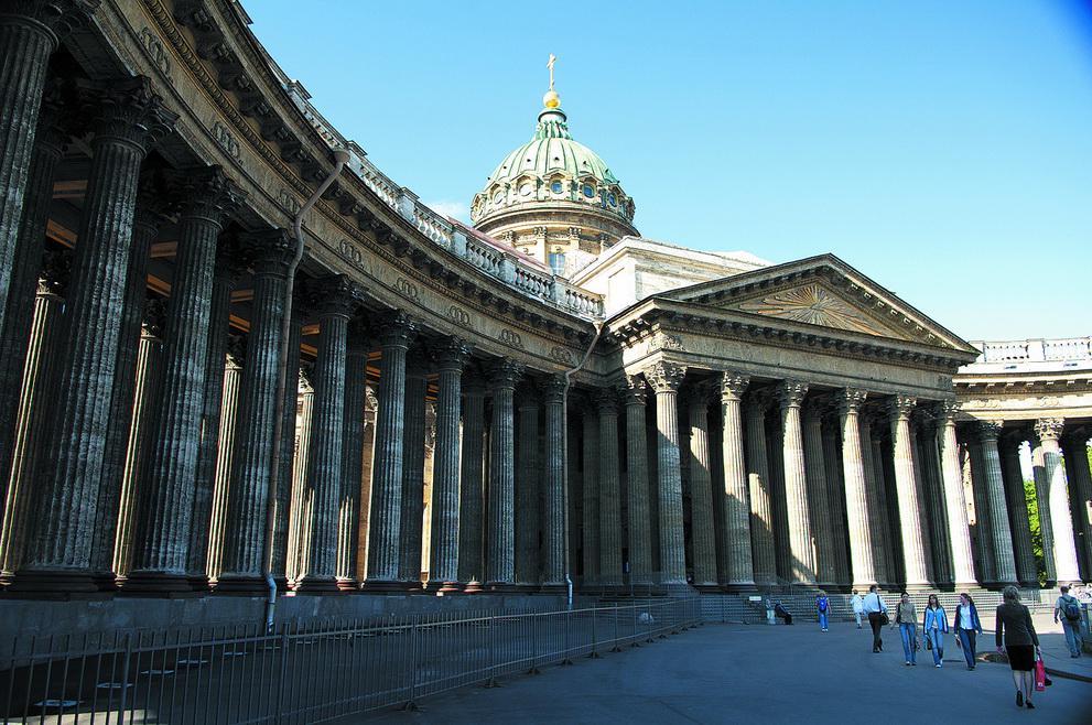 Казанский собор в Санкт-Петербурге. Фото: Сергей Дмитриев