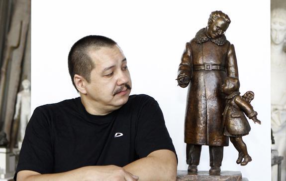 Максим-Дикунов-и-его-работа