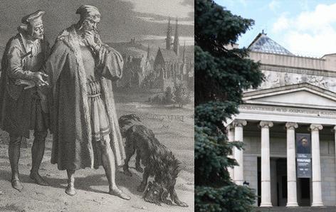 Пушкинский музей, Фауст