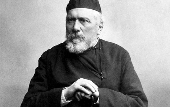Фото:Н.С.Лесков, 1892г.  / ru.wikipedia.org