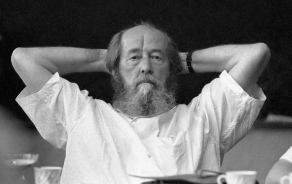 Восемь лет без Солженицына