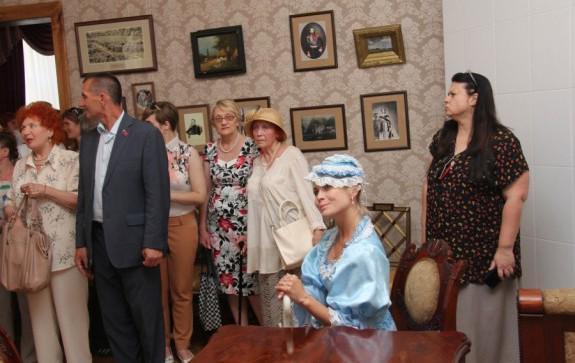 В Орле после реконструкции открыт Музей писателей-орловцев