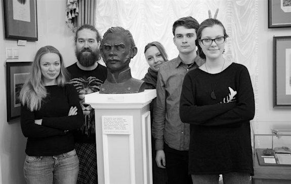 Музей Толстого. Моноспектакль Севастополь в декабре месяце