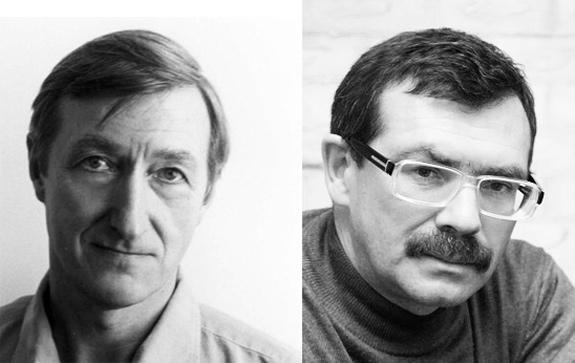 С Джулианом Барнсом беседует Павел Басинский