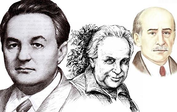 Сладков, Скребицкий, Житков
