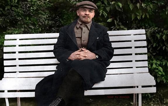 Ленин в киге Льва Данилкина