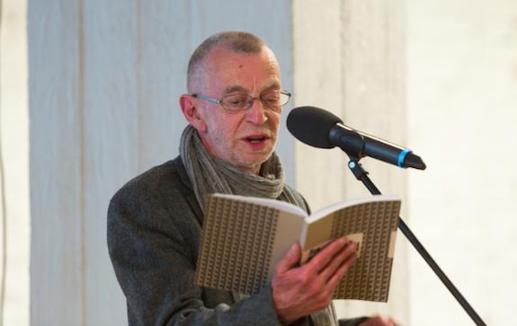 Лев Рубинштейн в проекте Читаем вслух