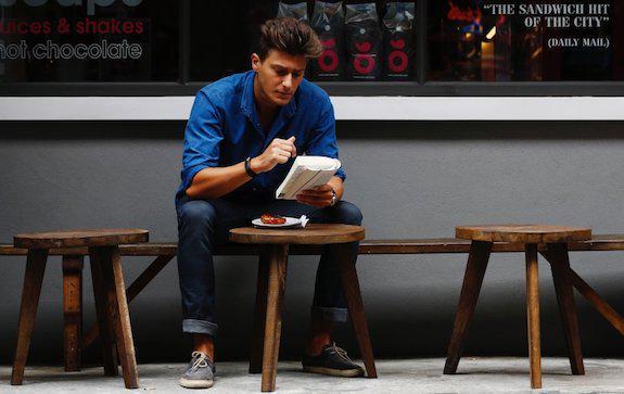 Американцы читают