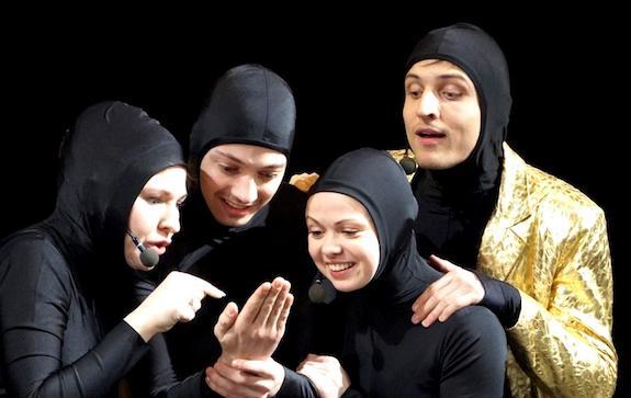 Театр_Вампилов_капустник