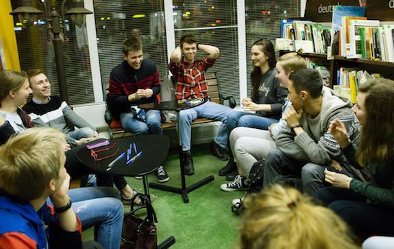Библиотека для молодежи