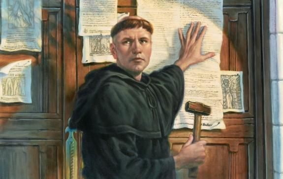 мартин лютер и начало реформации Михаил Гиголашвили