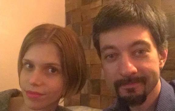 Кристина Гептинг и Владислав Пастернак