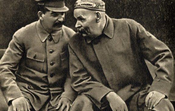 Кто убил Горького Горький и Сталин