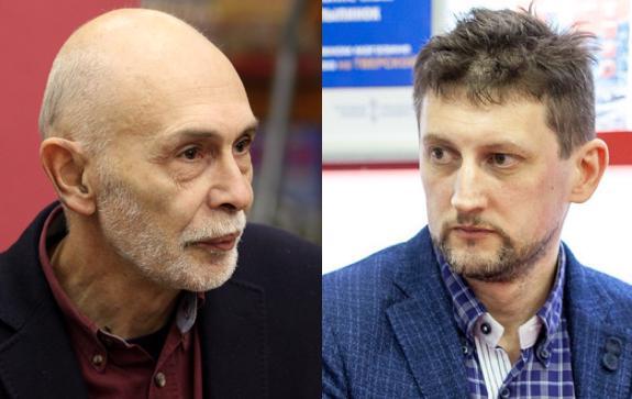 Юзефович и Данилкин