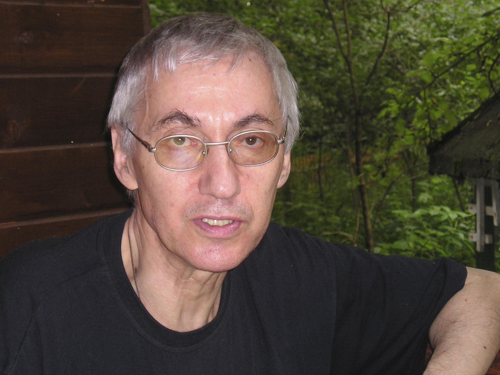Олег Чухонцев отмечает 80-летие