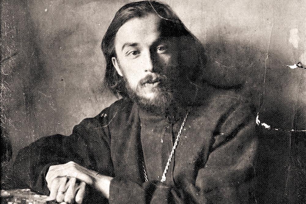 Вышла в свет книга Павла Проценко о судьбе священника и поэта Анатолия Жураковского