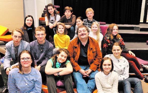Дмитрий Быков и школьники