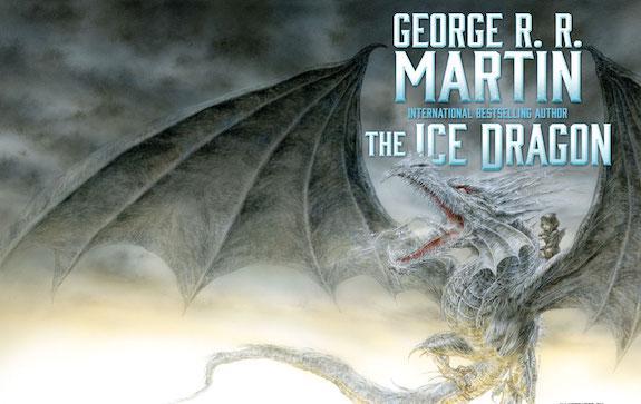 Ледяной дракон Мартина