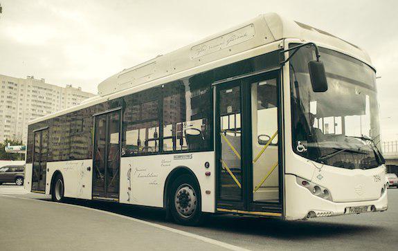 Автобус Евгений Онегин