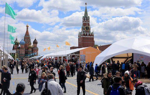 Фестиваль Красная площадь